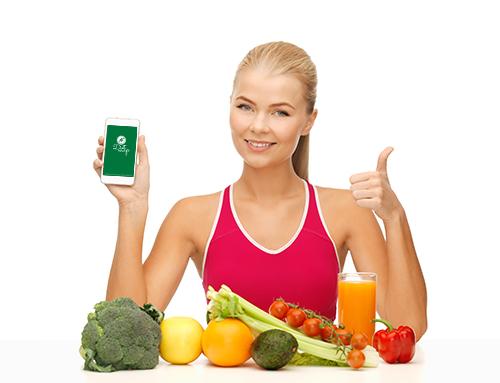 Dietmap czyli mobilna pomoc w walce o szczupłą sylwetkę