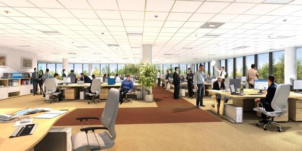 Jakie okna zastosować w luksusowym biurze ?